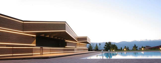 Pirin Pool bar by M1K3 PROJECT