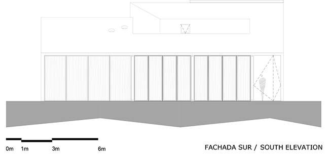 Edificio Pórtico Palmeto by TACO taller de arquitectura contextual