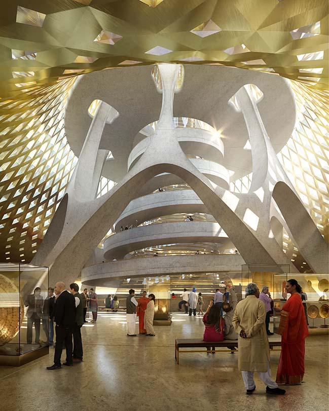 Amaravati Masterplan in India by Foster + Partners