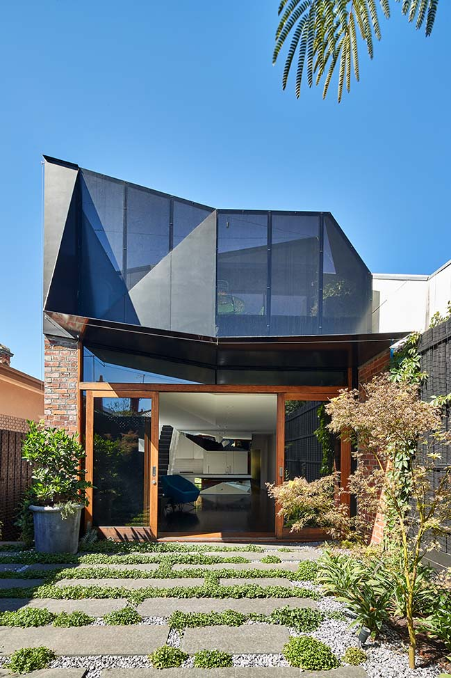 K2 House in Melbourne by FMD Architects