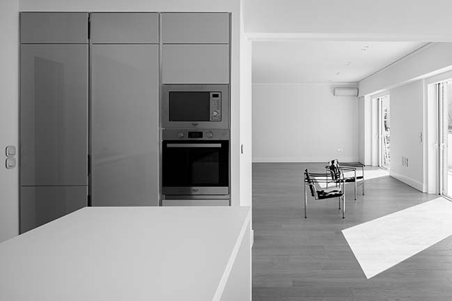 Karneadou Apartment by Lantavos Projects