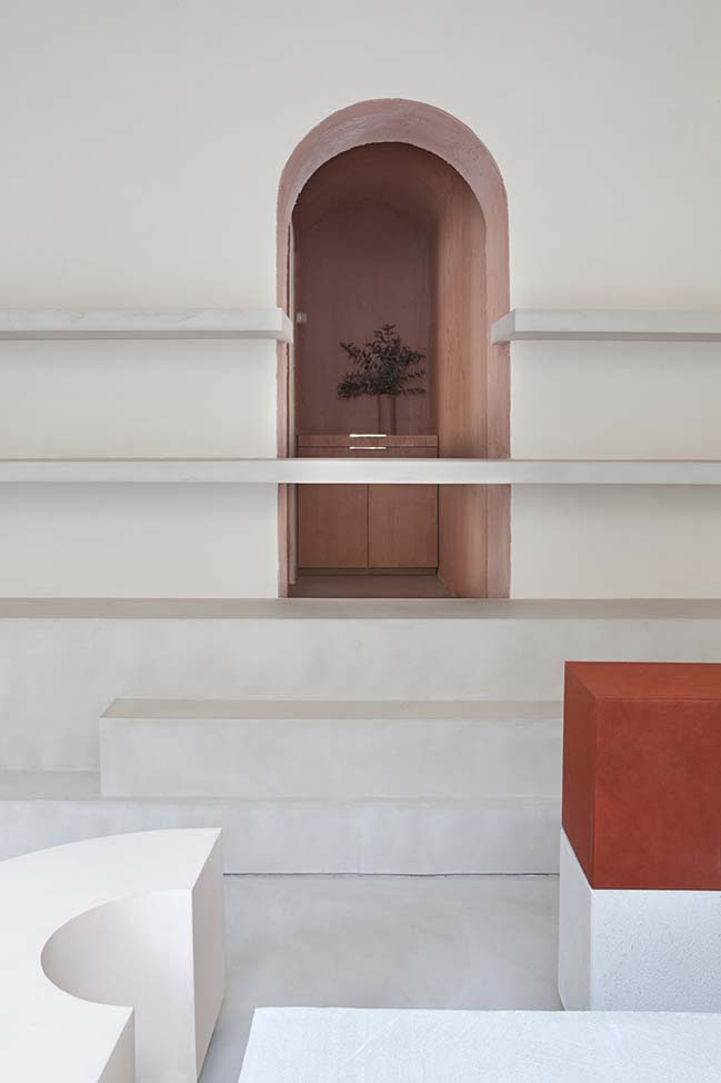 Malababa Flagship Store by Matteo Ferrari Studio