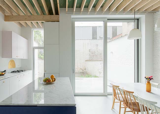 Renier Chalon by MAMOUT architectes and AUXAU - Atelier d'architecture