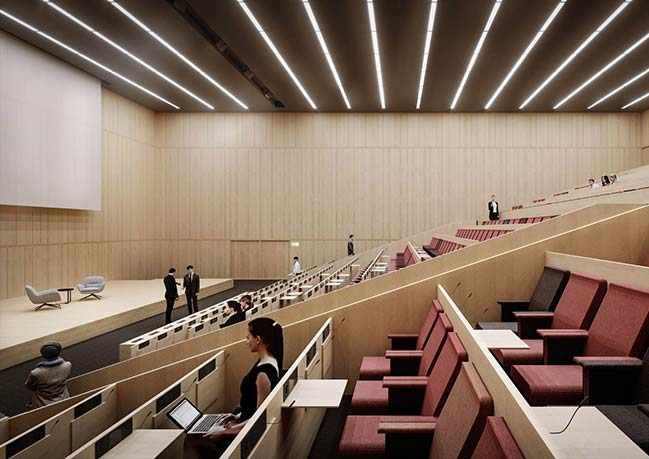 Taiwan National Archive by mecanoo