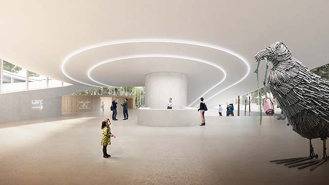 Adelaide Contemporary Gallery by Bjarke Ingels Group