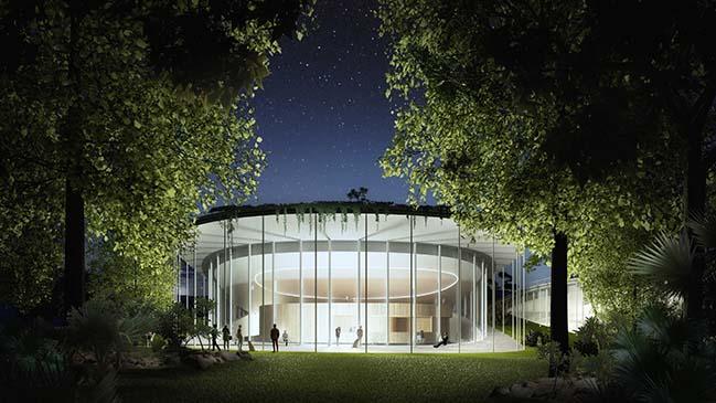Bjarke Ingels集团的阿德莱德当代美术馆