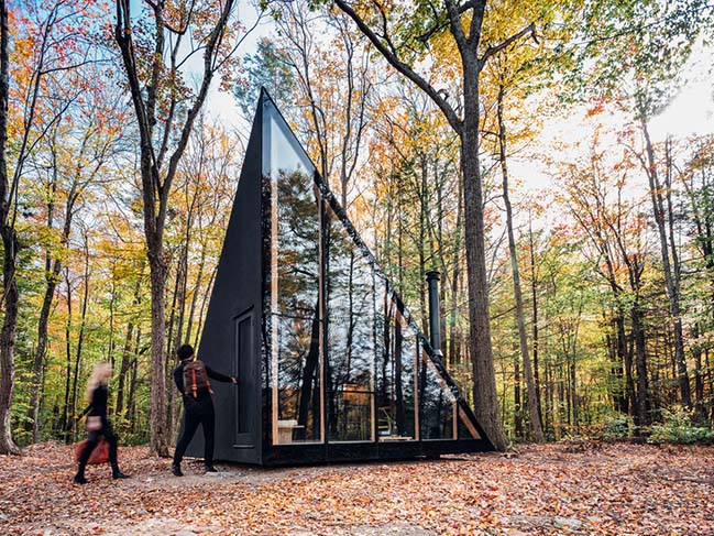 Bjarke Ingels Group designs tiny house for Klein