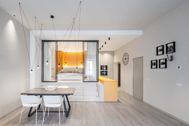 Cinquanta4 Charme Apartment by Studio Raro