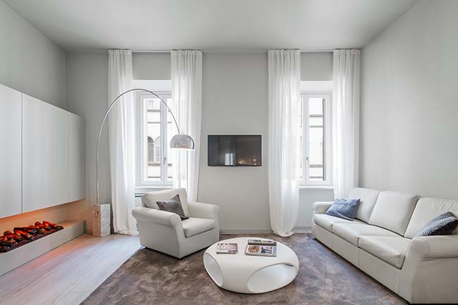 Cinquanta4 Charme Apartment by Studio Raro