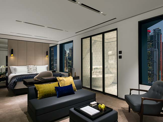 The Murray - the newest luxury hotel in Hong Kong by Foster + Partners
