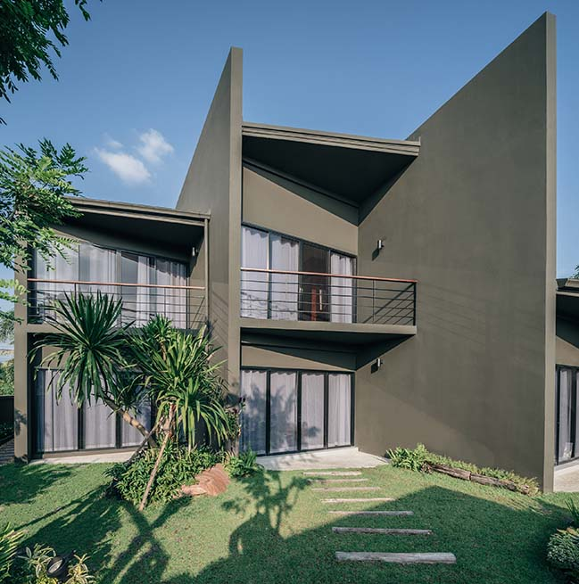 Chonburi Sila House by Anghin Architecture