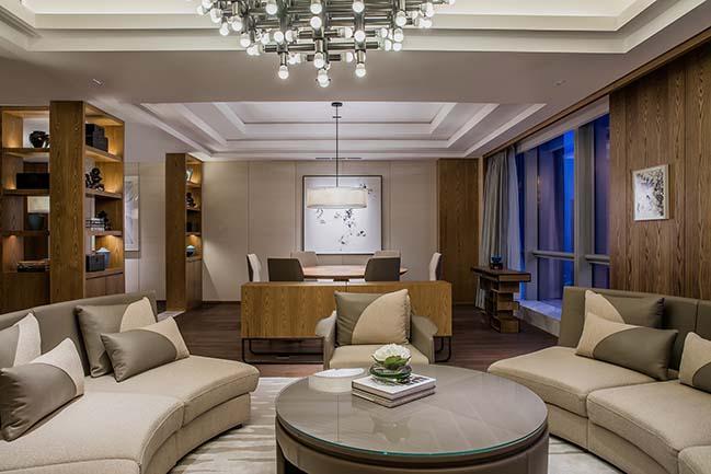GZ Conrad Hotel by CCD-Cheng Chung Design