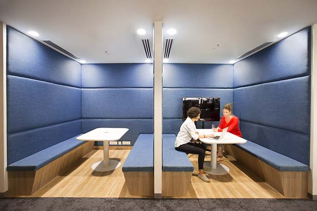 Pernod Ricard Offices by Ultraconfidentiel Design