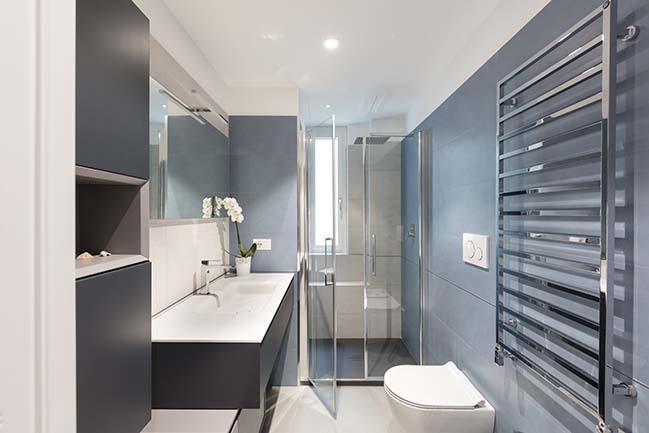 Apartment in Rome by Borgo Architetti