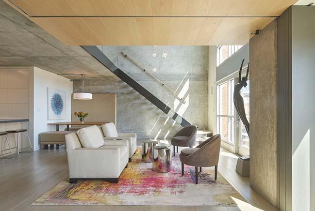 SOMA Loft Residence by Studio VARA