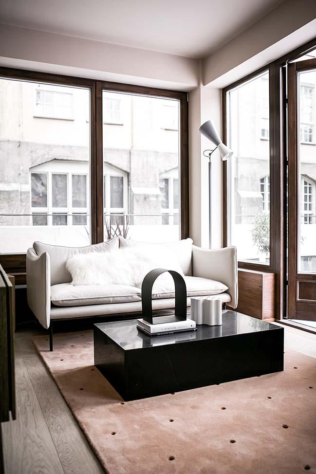 Mono Apartments by NOTE Design Studio