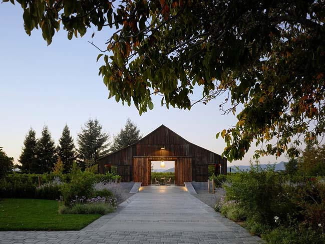 WDA's Big Ranch Road won a AIA San Francisco - AIA SF design award