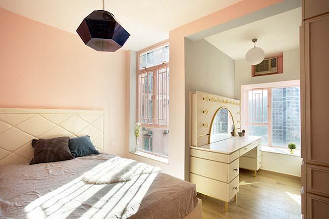 Pretty House in Pink by Sim-Plex Design Studio