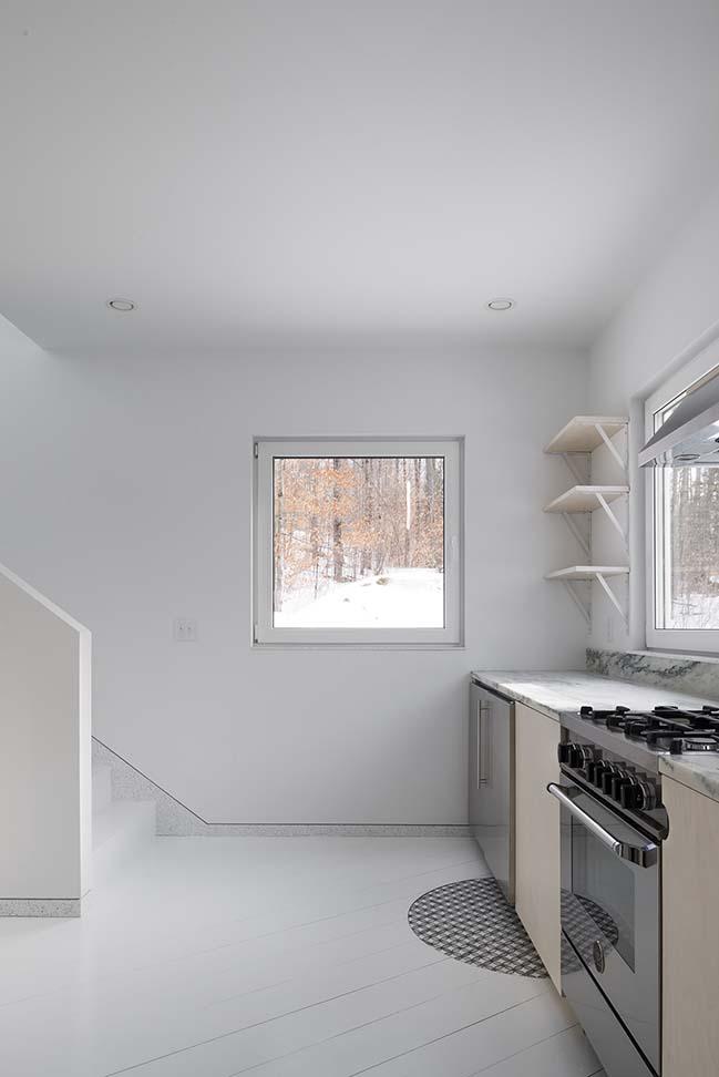 Tunbridge Winter Cabin by New Affiliates