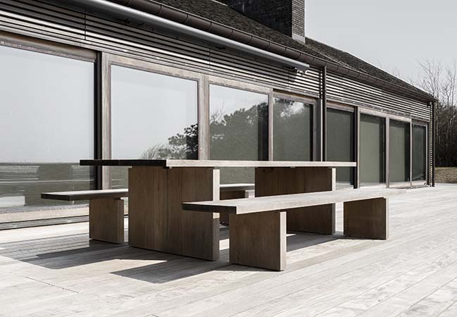 Seaside Abode in Denmark by Norm Architects