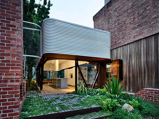 King Bill in Melbourne by Austin Maynard Architects