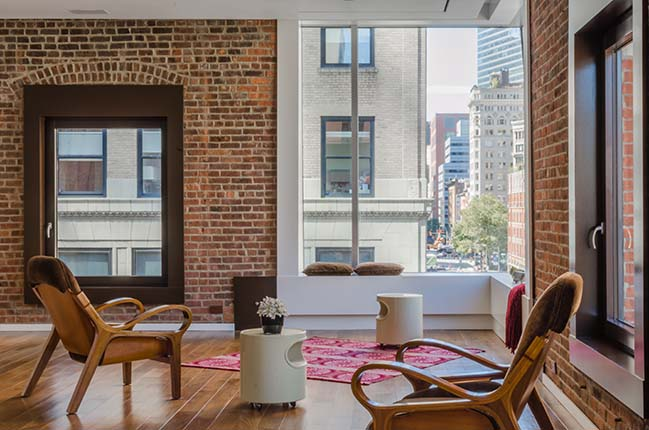 TriBeCa TownLofts by TRA Studio