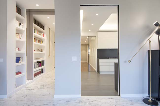 EP House in Rome by StudioTamat