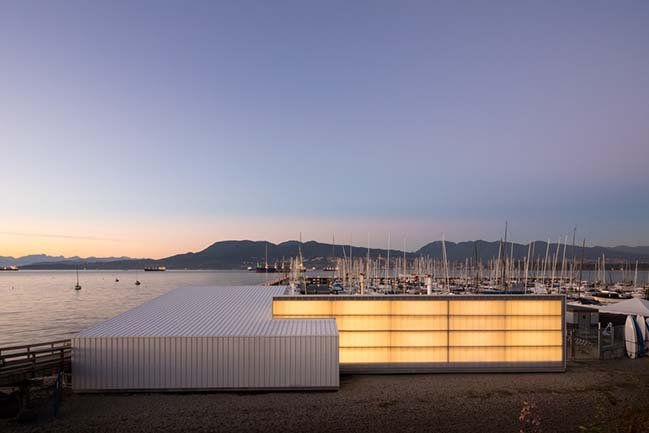 The Dock Building in Vancouver by MGA | Michael Green Architecture