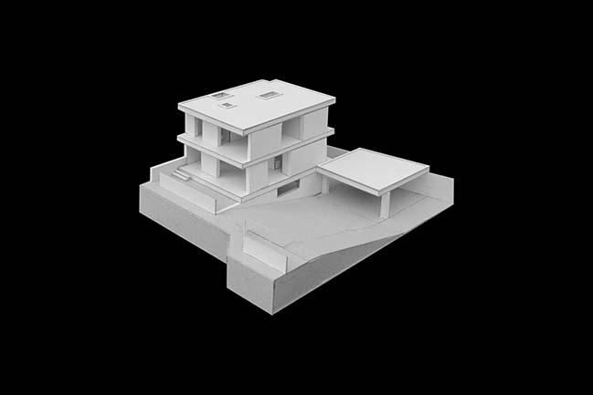 Aguçadoura House by Raulino Silva Arquitecto