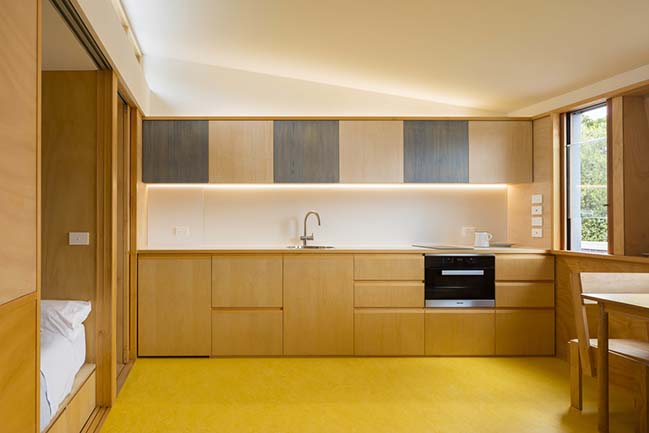 Laneway Studio by McGregor Westlake Architecture