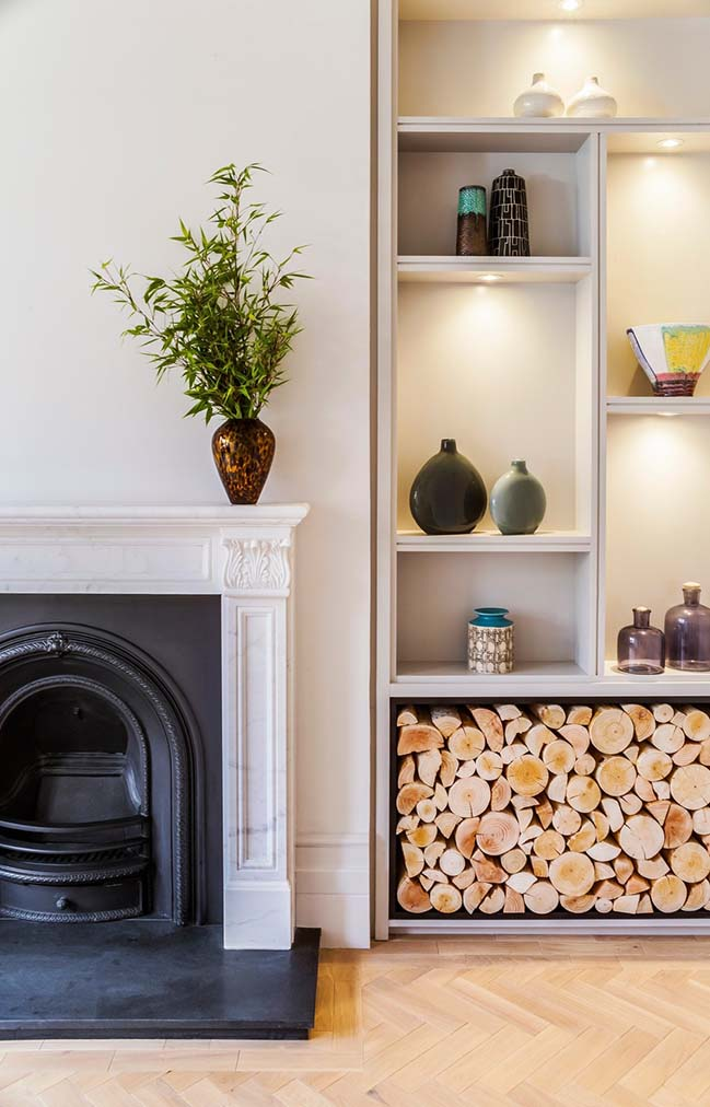 Victorian Townhouse in London by LLI Design