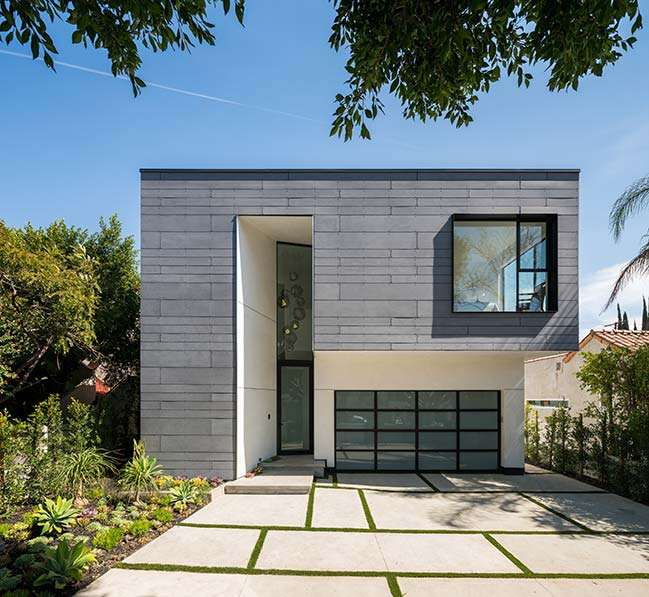 Croft Residence in West Hollywood by AUX Architecture