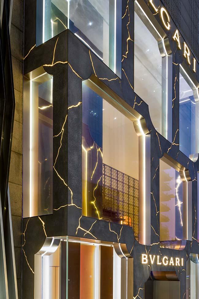 MVRDV complete Bulgari's Flagship Store in Kuala Lumpur