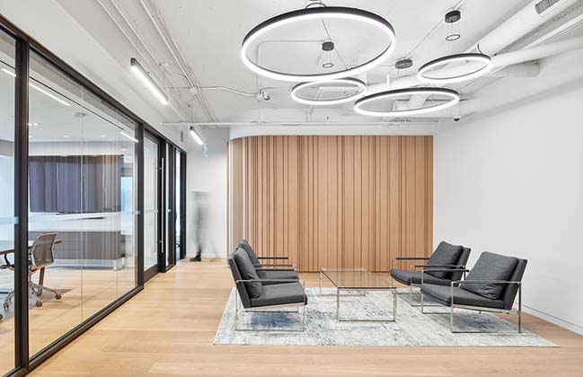 Waypoint Office in Toronto by Studio JCI