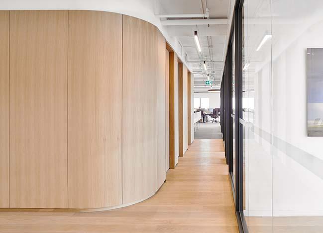Waypoint Office in Toronto by Studio JCI