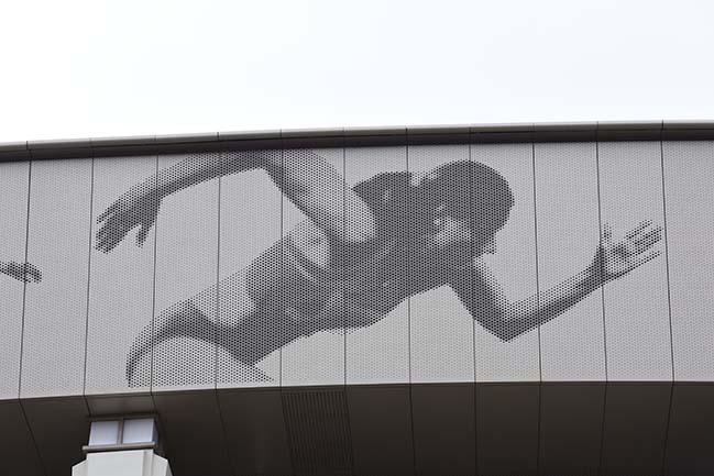 SPEECH对卢日尼基体育场进行的翻新