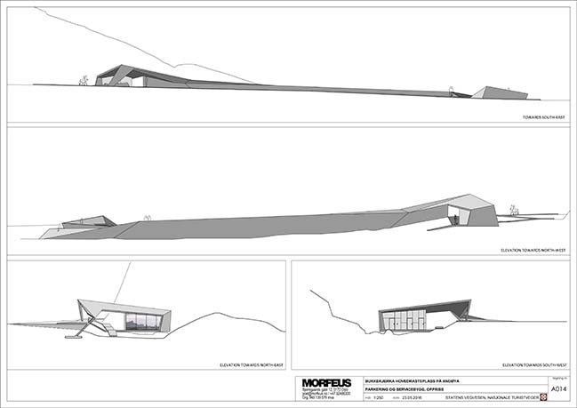 Bukkekjerka by MORFEUS arkitekter