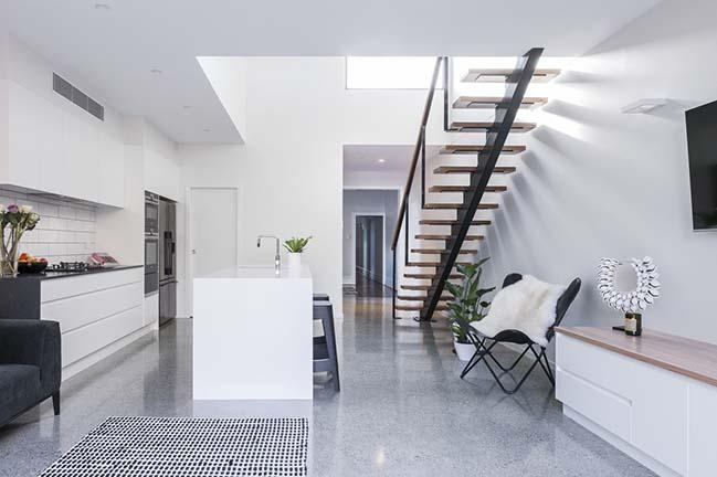 Enmore House by Amrish Maharaj Architect