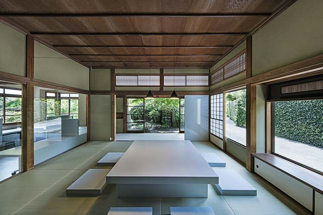 HOJO SANCI by Schemata Architects