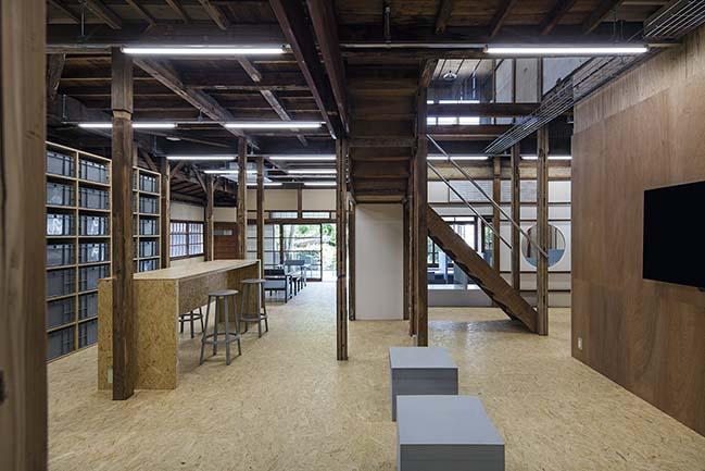 HOJO SANCI by Schemata Architects