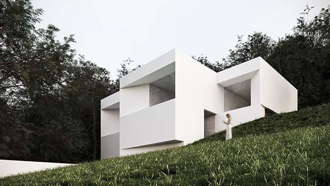 Fababu House in Valencia by Fran Silvestre Arquitectos