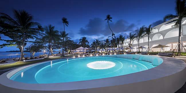 萨拉苏梅岛查汶海滩洋葱度假酒店