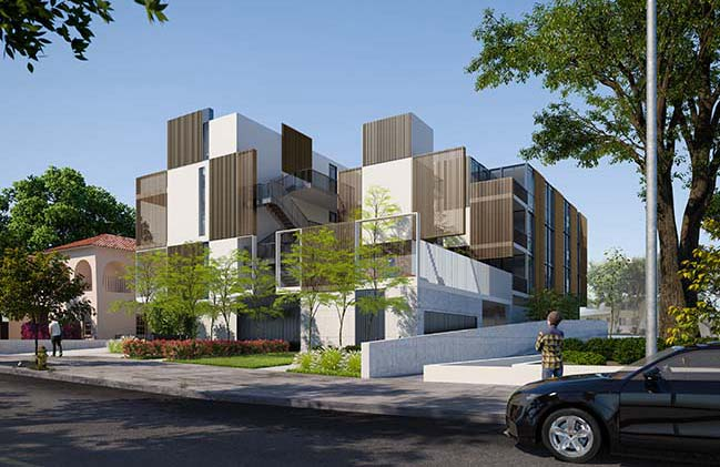 SPF:a reveals renderings for Harper17 in West Hollywood