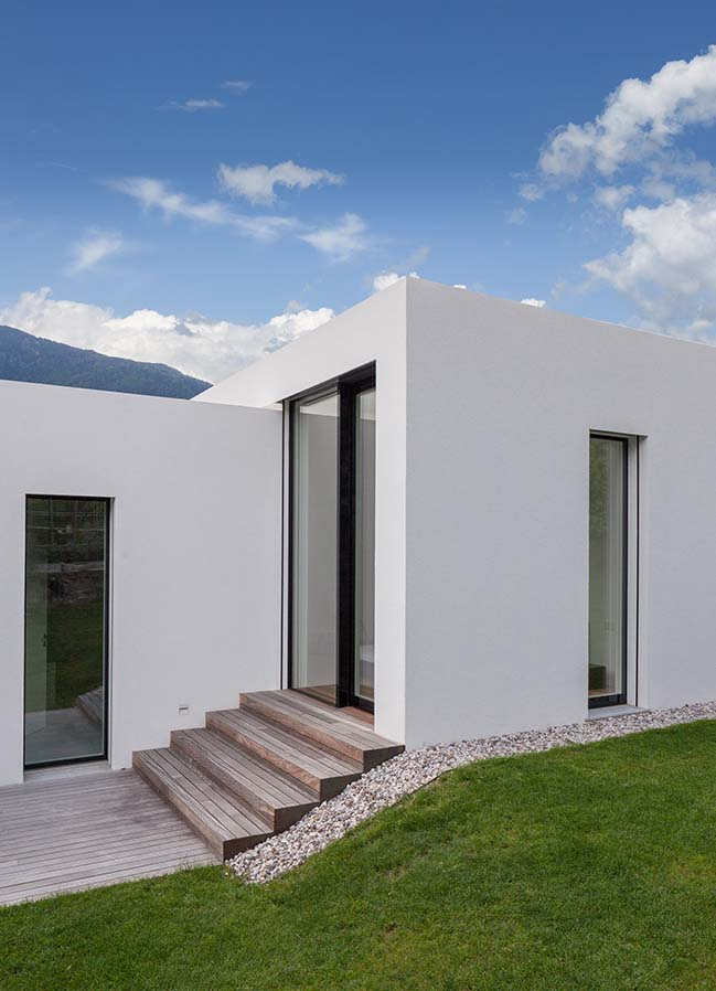 House T in Meran by monovolume architecture + design