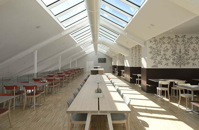 Bistrot Lavazza by Cino Zucchi Architetti + RGAstudio