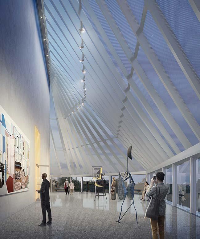 OMA的Albright-Knox美术馆扩建