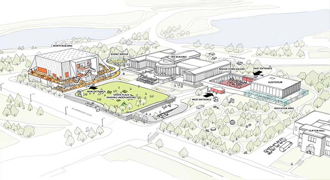 The Albright-Knox Art Gallery Expansion by OMA