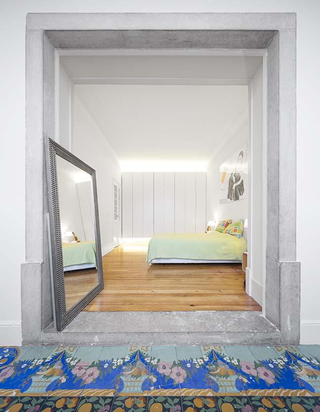 Ressano Garcia Duplex by João Tiago Aguiar Arquitectos