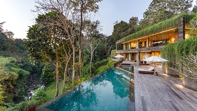 Chameleon Villa by Word Of Mouth House