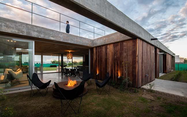 CG House in Cordoba by Adolfo Mondejar - Estudio de Arquitectos